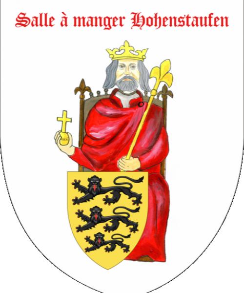 Salle à manger Hohenstaufen